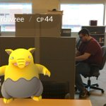Its hard to work when Pokemon invade the lab! #uoit #research #PokemonGO @uoitcs https://t.co/TtKjgqP2RV