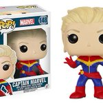 RT & follow @CollectorCorps for a chance to win a Captain Marvel Pop!! https://t.co/PkU2UxA1OZ