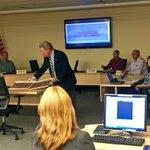 Project manager Robert Garland holds community meeting on Lift Station 87 project @SNNTV @CityofSarasota #Sarasota https://t.co/gP6riOkVRI