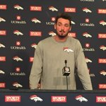 """Its not 100%...but Im a lot more comfortable"" #Paxton Lynch on the #Broncos playbook https://t.co/UoC32DUKCx"