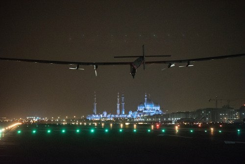 A big moment for #renewables! #Solar-powered plane completes historic round-the-world trip https://t.co/vj4UKdXOmy https://t.co/jbJsOF8jmY
