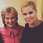 History made! #ImWithHer @HillaryClinton proud of my boo boos down there @lenadunham @AmericaFerrera @ambertamblyn https://t.co/1nS0qQ97iU