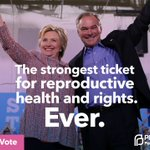Now lets do everything we can - every day - to make history all over again in November! #ImWithHer #DemsInPhilly https://t.co/pcdiTI1aRL