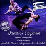 Próximo domingo, presentación de la Compañía Juvenil de Danza Contemporánea de #PlayaDelCarmen @CulturaSolidari https://t.co/zMVmYT5rqn