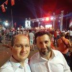 Nöbete Antalya Cumhuriyet Meydanında devam.@levent_ortak https://t.co/cyaOt3UaYX