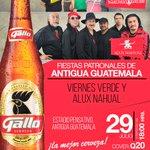 Este viernes nos vamos para #Antigua #Guatemala 🙂🇬🇹 @ViernesVerde @AluxNahualOfici https://t.co/cAvR8SXy1a