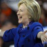 Hillary Clinton breaks the glass ceiling https://t.co/uqleBjlG0I https://t.co/uTft7PUsdX