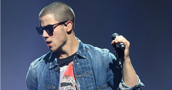 Nick Jonas was a bit jealous that he didn't get a VMA nom this year.