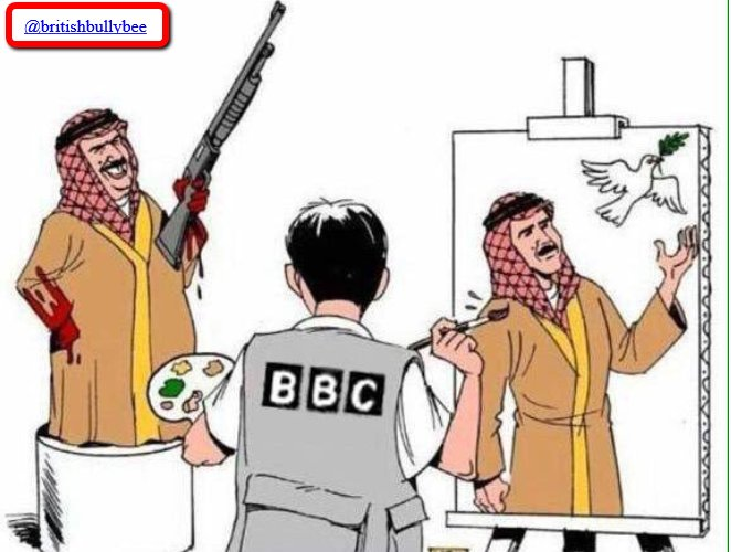 the #BBC are the #enemy within. please retweet , they are supporters of #terrorists https://t.co/OzFfdB2Rch
