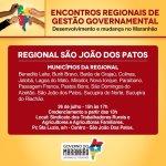 Falarei agora em São João dos Patos representando o governador @FlavioDino sobre gestão governamental https://t.co/xLPQuoHGdK