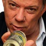 Santos, va a dejar perfectamente arruinado al Estado con la campaña por el plebiscito. https://t.co/aQkQw9HJ28 https://t.co/6FgsDrDeWZ