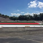 @kopf_1915 the turf is starting to be put in place. Going to look great when it is done. https://t.co/CDPweWvSMa