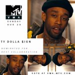 @tydollasign did you hear? youre nominated at the 2016 #vmas! vote here: https://t.co/CGTLSIBpj8 https://t.co/4wvMjyneno