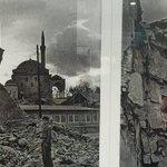 Izložba fotografija Boška Fržopa u @MKC_Skopje, grad ranjen potresom https://t.co/GZyUzm1L2j