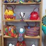 En #Colombiamoda2016 emprendedores #SENA de La Guajira exponen artesanías y productos que abren las puertas al mundo https://t.co/vQVW62iq3f
