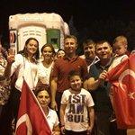 """Demokrasi Şöleni İçin Meydanlardayız.! """"An İtibariyle Cumhuriyet Meydanı!!!"""" @rizasumer @eskaynak @avmustafakose https://t.co/LNL7kNYsDp"""