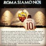 Totti sobre el traspaso de Higuaín a la Juventus. https://t.co/YUSWLXuNwA