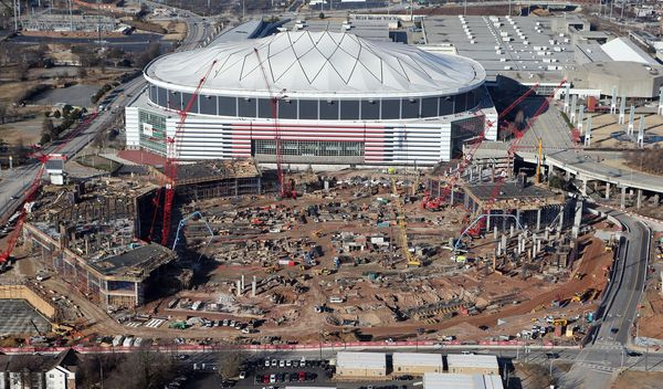 Georgia Dome After Demolition >> Breaking Georgia Dome Demolition Planned Next Year Scoopnest Com