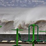#PuntaDelEste #AHORA #MiFoto Oleaje intenso en zona de El Emir sobre el Atlántico #CiclonExtratropical #URUGUAY https://t.co/nDpLa2xgLn