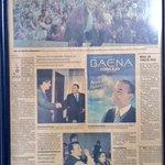 #MIRA16Años: Nacimiento del @MovimientoMIRA, cubrimiento en @ElEspectador. Fecha: Julio 26 del año 2000 https://t.co/SOOFTXrsaH