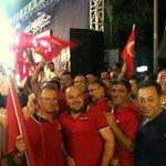 Antalyaspor Kulübü Yönetim Kurulumuz Demokrasi Nöbeti İçin Cumhuriyet Meydanında https://t.co/fs5YHsYH8s
