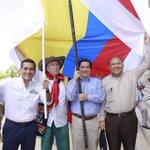 Hoy en Cartagena en el evento Diálogos de La Habana(acariciando La Paz, convocado por Gob. de Bolívar Dumeck Turbay. https://t.co/f4I4mTjK5U