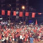 """#MeydanlarÇokGüzelGelsenize Bu meydanda """"Millet"""" var; Antalya göz kamaştırıyor 🇹🇷 @MevlutCavusoglu @menderesturel https://t.co/soNsfs8WQN"""
