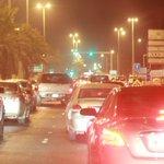 📷 ازدحام حاد عندمنفذ دخول الدراز بعد تشديد #حصار_الدراز عشية بدء محاكمة أعلى مرجعية دينية في #البحرين #آية_الله_قاسم https://t.co/g3T1CYeK7l