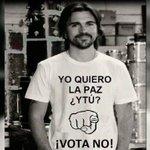 """¡Indignado! Juanes reitera su apoyo a la paz tras """"montaje descarado"""" por el no https://t.co/XL3fzJA63U https://t.co/UOagDS2ewR"""
