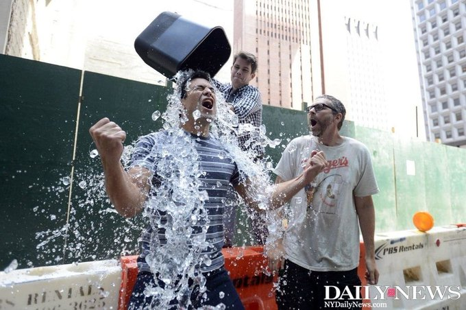 Remember the Ice Bucket Challenge in 2014? Its funds helped discover the gene linked to ALS https://t.co/1HFnoP6uoE