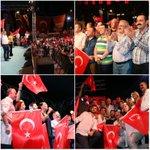 Antalyamızda demokrasi şöleni tüm coşkusuyla devam ediyor.@MevlutCavusoglu @menderesturel @rizasumer @hasanbzdmr https://t.co/Kr3SB9TCP4