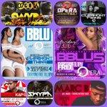 #OperaSaturday!! #BBLU5 @DJ_MarcB Bday Bash @TheRealSwypa Mixtape Release & Bday Bash @TheRealKapG Bday Bash https://t.co/r27idl9Lzb x3
