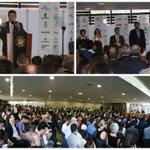 Con el #SENA ya hemos formado 30 mil colombianos en sector textil: @JuanManSantos en inauguración #Colombiamoda2016 https://t.co/fc4xdQz5HC