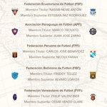 La reunión del 19/07 del corriente celebrada en Montevideo eligió a las autoridades del Comité Ejecutivo. https://t.co/XIPR95XkWU