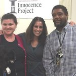 Look who stopped by: the first DNA exoneration to result from the CA DNA Project: Johnny Williams! #surprisevisit https://t.co/p2Xu7xxa89