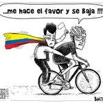 """#Colombia le dice a @JuanManSantos """"Me hace el favor y se baja"""" https://t.co/fVKqg5BUpy"""