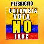 """@AlvaroUribeVel Votar No el Plebiscito es """"No"""" a las FARC; No al engaño de La Habana https://t.co/h8gm6NtmUQ"""