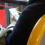 En el transporte público se pueden ir atrapando pokemones. Una razón más para dejar el carro en la casa 😍 https://t.co/l3OgpkspZK
