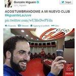 Mientras tanto Higuain https://t.co/P4k0miwJBj