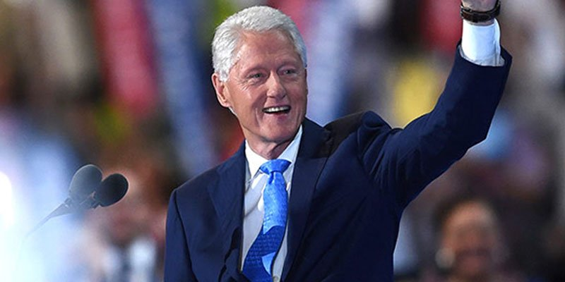 Bill Clinton makes intensely personal case for his wife to be entrusted with the presidency