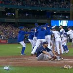 WATCH: The game-winning play at the plate in the 12th for the #BlueJays: https://t.co/MoyBMVAZwu https://t.co/u8OyDOmKR6
