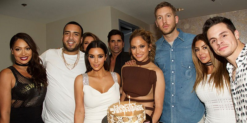 Inside Jennifer Lopez's sexy, star-studded birthday party