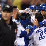 Devon Travis 12th-inning heroics take centre stage in wild #BlueJays victory https://t.co/CJ8F6NL3Ub @ArdenZwelling https://t.co/ePKbzMlECz