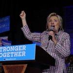 .@HillaryClinton hace historia y se convierte en candidata presidencial demócrata. https://t.co/zQiS0NUBW3 https://t.co/bx1KvZL8xT
