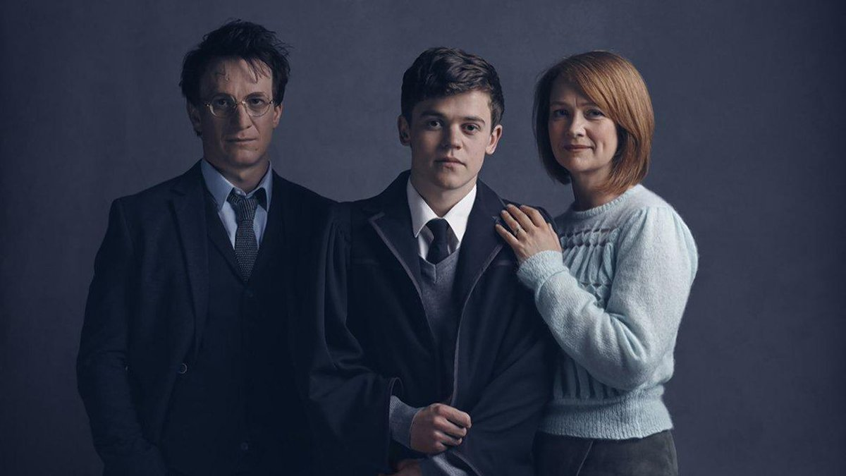 It's official: Harry Potter and The Cursed Child is as magical as you dreamed it would be: