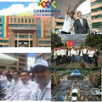 @JorgeEmilioRey, @JuanManSantos , congresistas, diputados y alcaldes,reciben a 5 mil comunales de Cundinamarca https://t.co/Kbouj4ORbE