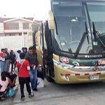 """Delegación con 1,700 Conquistadores de Arequipa, Tacna, Moquegua, Ilo y Chivay rumbo al Campori """"Héroes de fe"""" https://t.co/wiE5HvAxWd"""