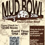 Its almost that time again, Govs! Apply now to participate in Mudbowl 2016: https://t.co/jQ2O6Ql9TN https://t.co/Vs9ldidAQX
