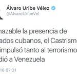 @AlvaroUribeVel recuerde que usted instaló bases gringas llenas de militares que violaron niñas en territorio patrio https://t.co/Cgyu4SXvtw