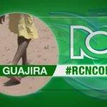 Niños con hambre, un dolor sin fin en La Guajira. @NoticiasRCN registró el ingreso de menor a urgencias en Riohacha. https://t.co/KRbw9PZmSg